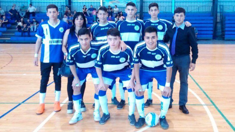 El Lobito no pudo en la final del Torneo Nacional de Cadetes pero igual terminó cumpliendo un decoroso papel logrando el segundo puesto.