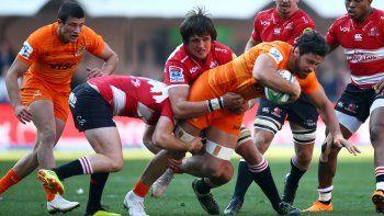 Los Jaguares no pudieron con la potencia de los Lions y se despidieron del Super Rugby.
