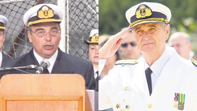 Contraalmirante denuncia por falso testimonio al ex jefe de la Armada
