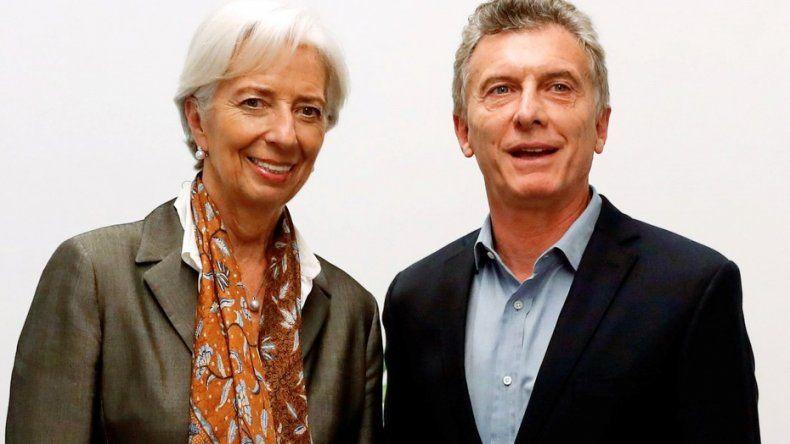 El FMI dejó dos pedidos que no agradan a Macri