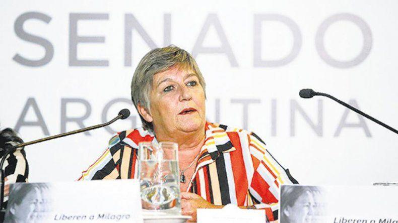 Senadora de Chubut denuncia amenazas