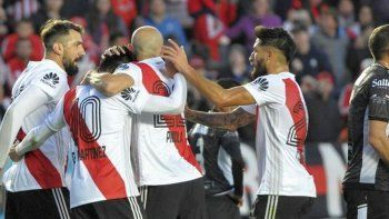 river demostro su categoria goleando 7 a 0