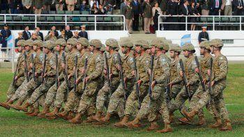 macri anuncio una reforma en las fuerzas armadas: ¿donde actuaran?