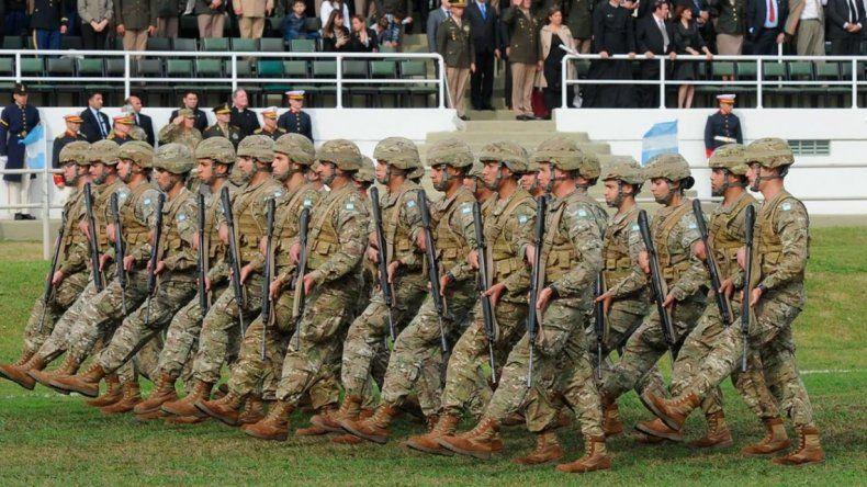 Macri anunció una reforma en las Fuerzas Armadas: ¿dónde actuarán?