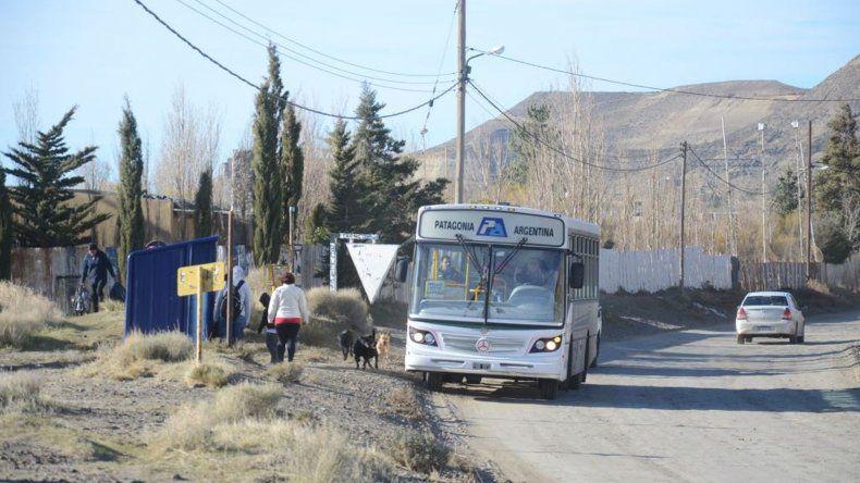Bella Vista Norte ya cuenta con servicio de transporte público