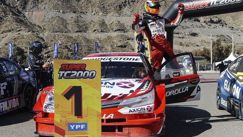 Matías Rossi tuvo un espectacular fin de semana en el Super TC2000.