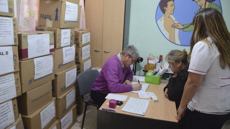Hasta el sábado en el Centro de Salud del Isidro Quiroga se realizará la Campaña Municipal de entrega de Medicamentos Solidarios.