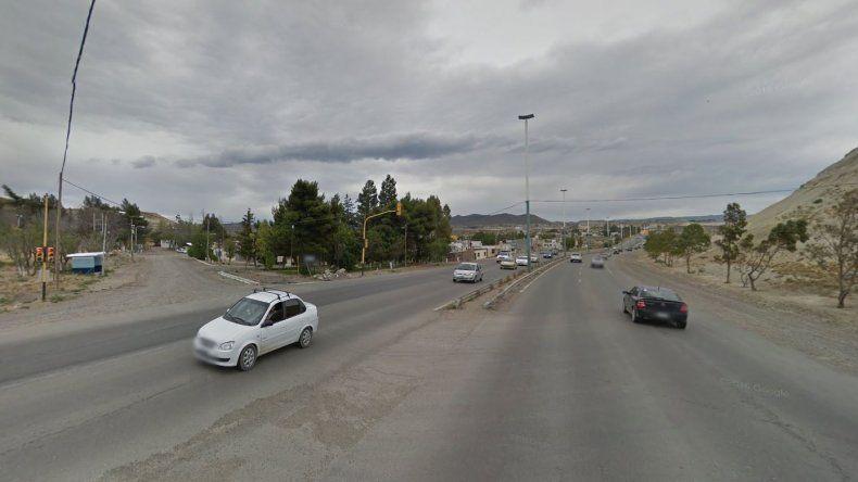 Tras el accidente fatal, vecinos de Castelli piden obras para evitar más muertes