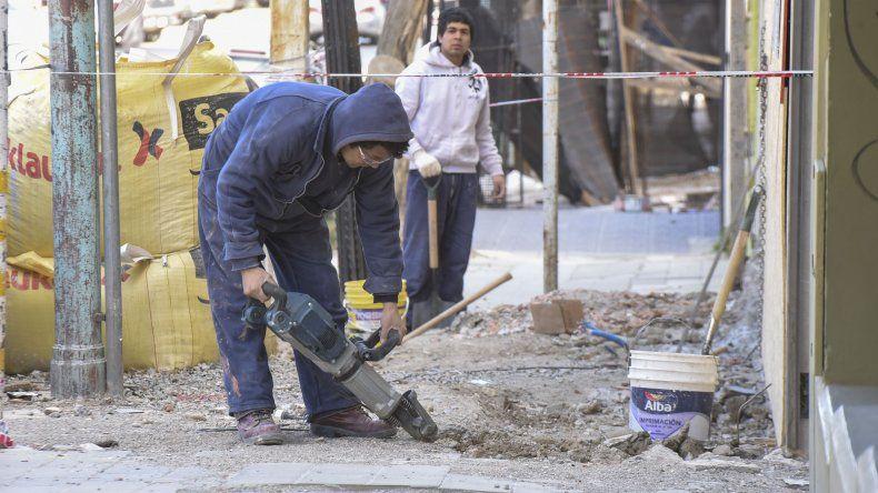 Las condiciones laborales se precarizan cada vez más en la región.