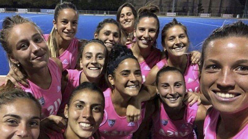 Las Leonas vienen de golear 6-2 a España.