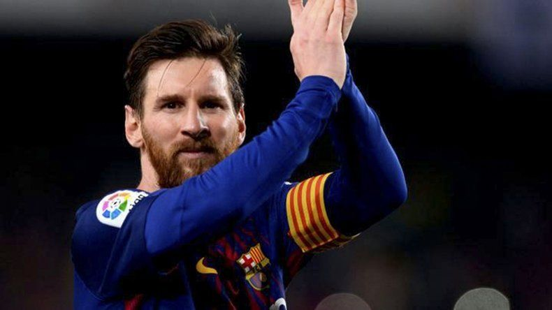 Messi figura entre los nominados  para obtener el premio The Best