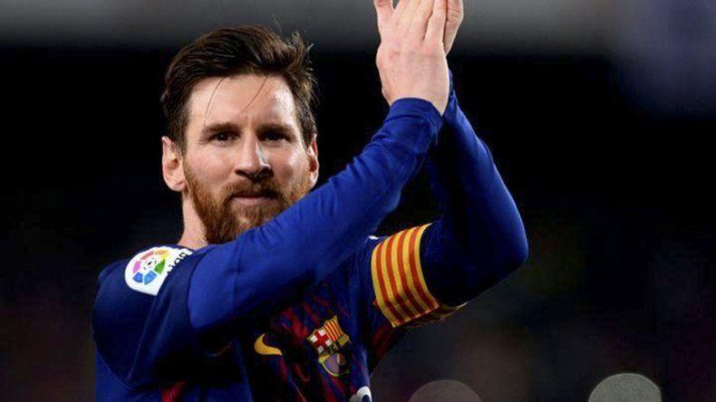 Lionel Messi, el argentino con más títulos en la historia de Barcelona
