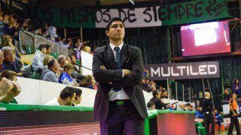 Villagrán: queremos ser competitivos desde un comienzo