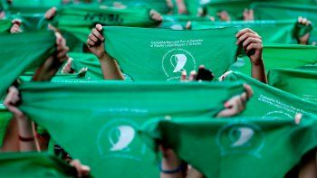 La agenda verde sigue: pintarán un pañuelo en plaza Kompuchewe