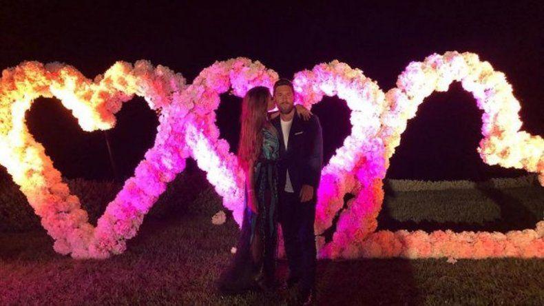 Messi y Antonela brillaron en un casamiento