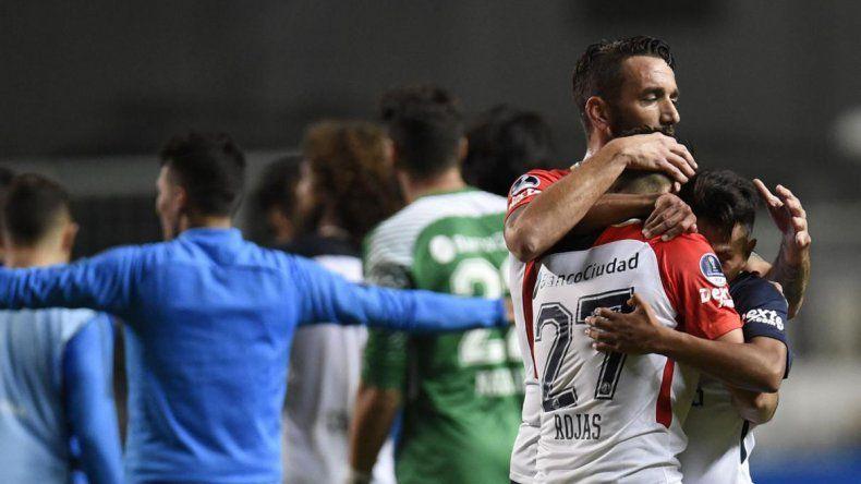 San Lorenzo viene de vencer a Atlético Mineiro de Brasil en la primera fase.