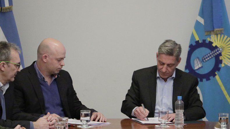La falta de personal motivó la medida de gobierno que ayer adoptó Arcioni