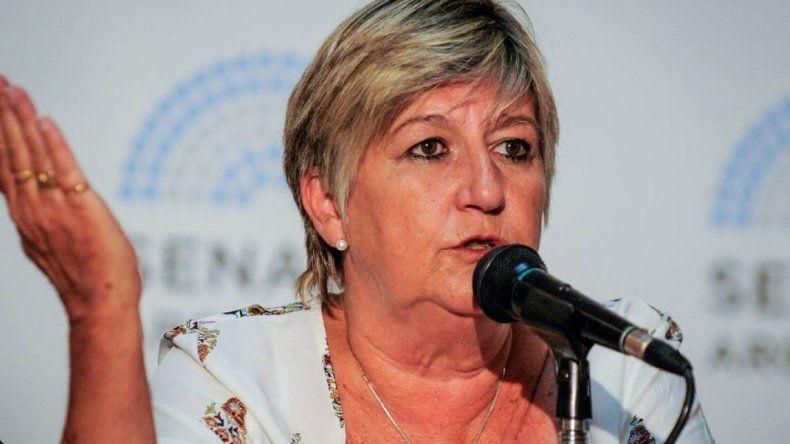 Nancy González le pide a Nación que informe cómo será el ajuste en la Patagonia