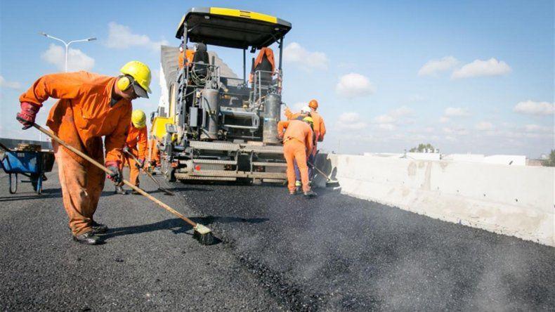 El Gobierno nacional realizó un recorte del 25% en la obra pública en Chubut en los primeros seis meses de este año.