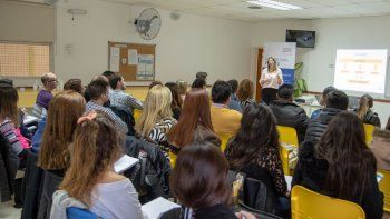 Las capacitaciones que promueve PAE tienen el objetivo de preparar mejor a quienes se desenvuelven en el ámbito laboral.