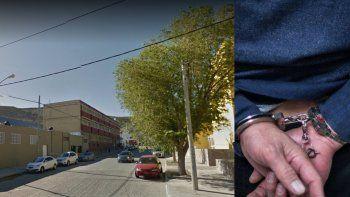 Manoseó a una nena de 12 años a la salida del colegio y fue detenido
