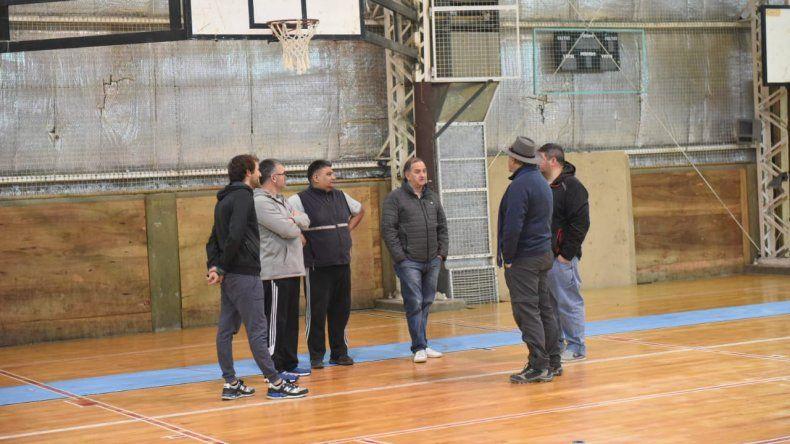 Linares: vamos a continuar invirtiendo en los espacios deportivos