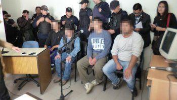 Reconocieron a dos de los cuatro imputados por el crimen de Nahuelmilla