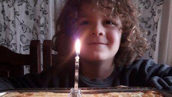 Un nene pidió una torta diferente para su cumpleaños y se volvió viral