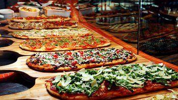 Pizza party a beneficio del colegio de sordos e hipoacúsicos