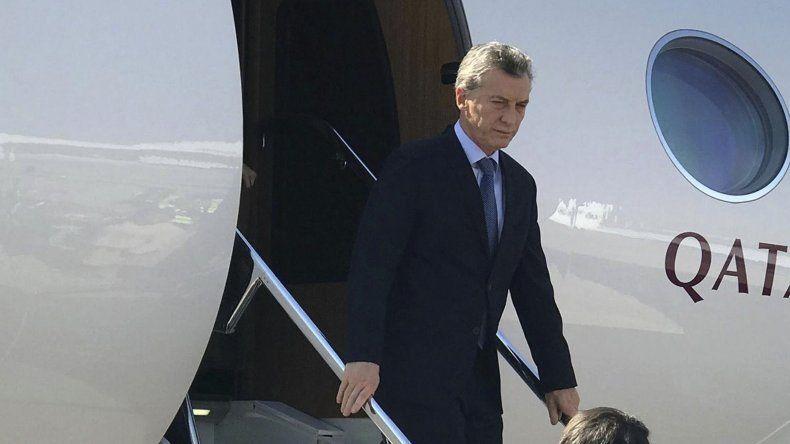 Mauricio Macri se encuentra en Sudáfrica para participar en la X Cumbre de los BRICS