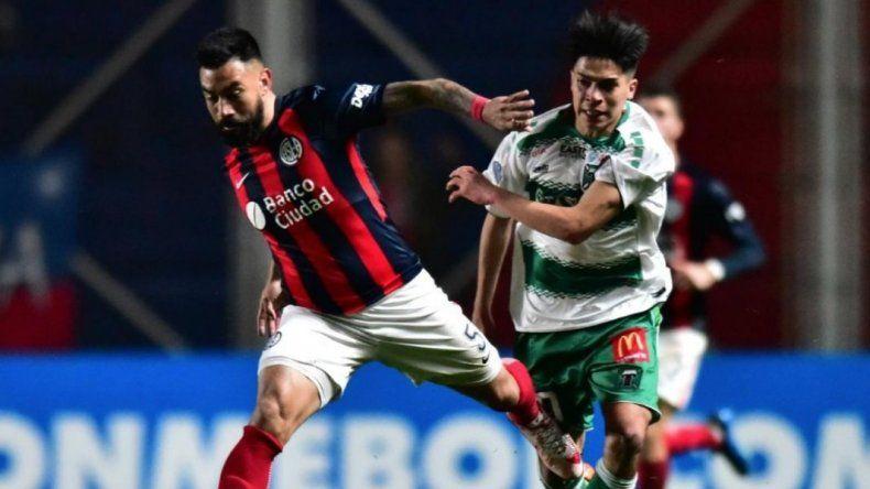San Lorenzo perdió con Temuco y se fue silbado