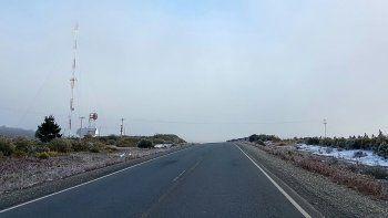 rutas humedas transitables con precaucion