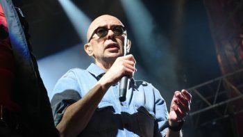 El Indio Solari estrenó su nuevo disco: El ruiseñor