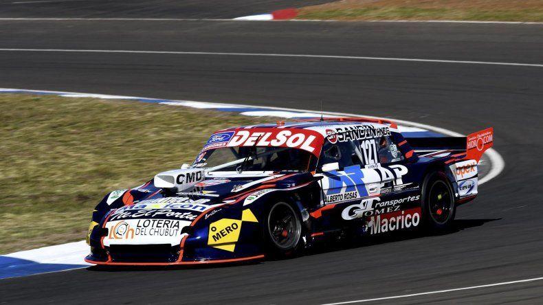 Marcelo Agrelo registró el noveno tiempo durante la primera clasificación del TC Pista ayer en el autódromo Ciudad de Rafaela.