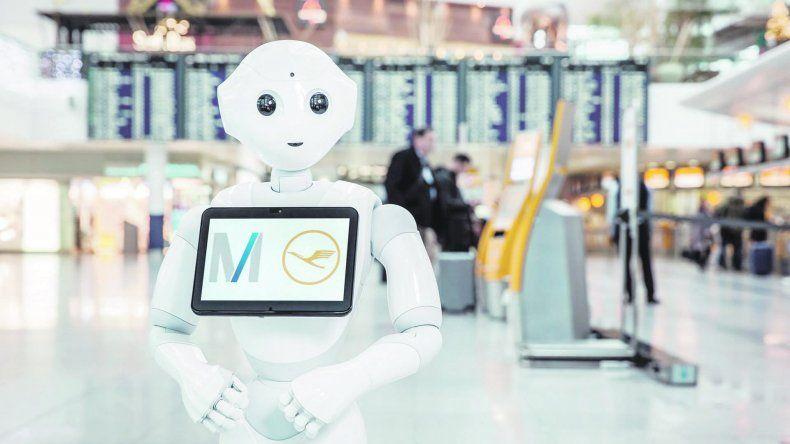 Aeropuertos, más digitales e inteligentes