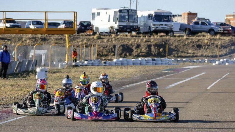 El kárting correrá esta tarde la quinta fecha en el Kartódromo Internacional de la AKPS.
