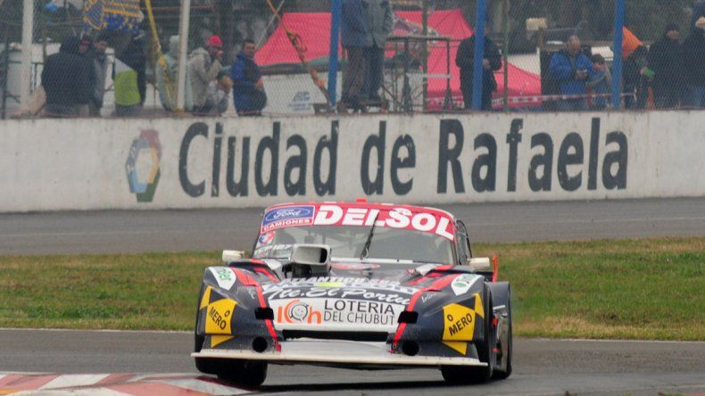 Marcelo Agrelo se mantiene como líder del campeonato del TC y hoy irá por más en Rafaela.