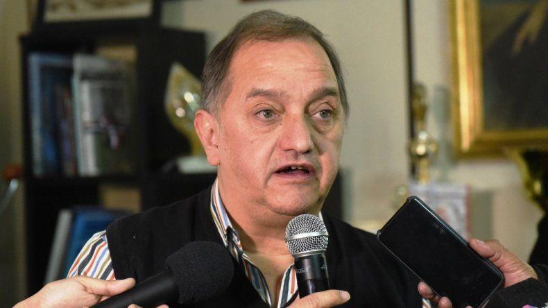 El Gobierno nacional va a venir  por la Ley Corta, advierte Linares