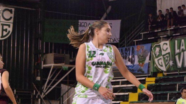 Una jugadora de Gimnasia fue convocada a la preselección Argentina