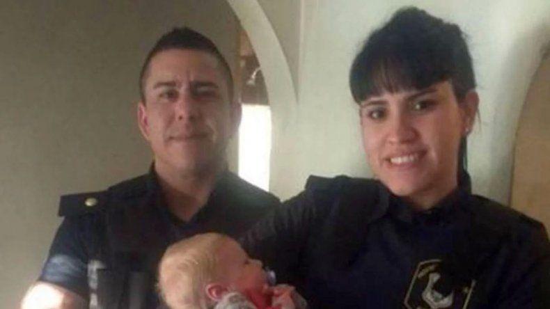 Policía baleada: donar sus órganos fue una decisión familiar