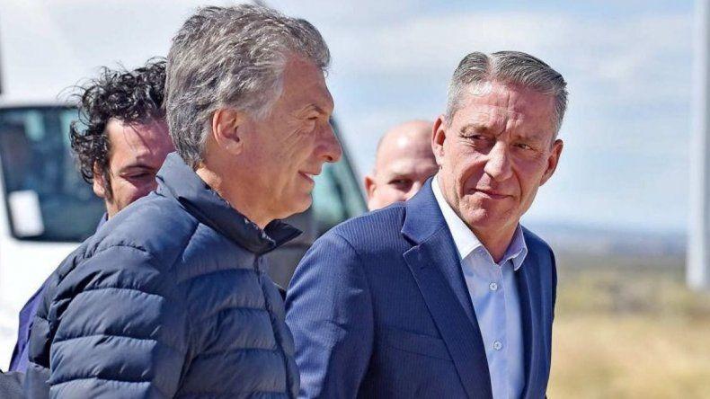 Arcioni anunció presentaciones judiciales y amparos contra Nación