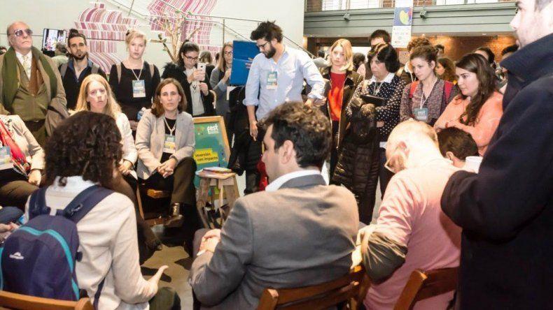 PAE realiza el primer taller de Triple Impacto en Comodoro Rivadavia