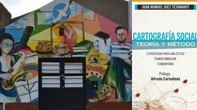 Se presentará el libro Cartografía Social: Teoría y método