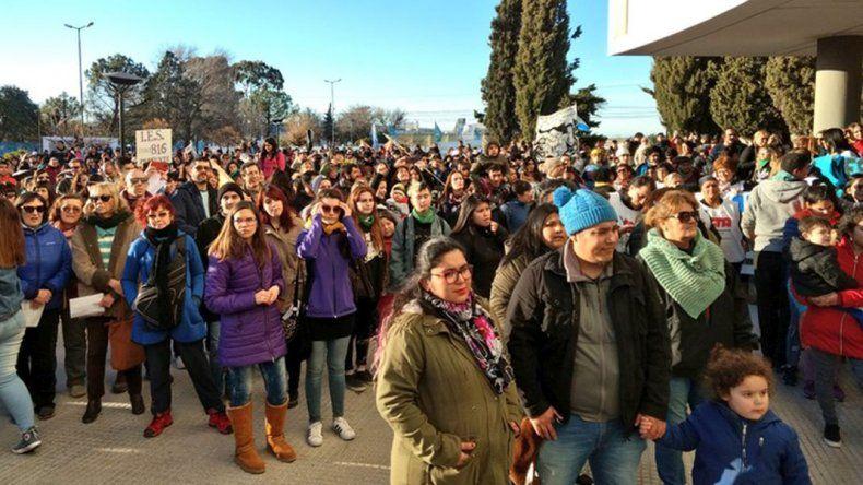 Fotos: Radio 3 Cadena Patagonia.