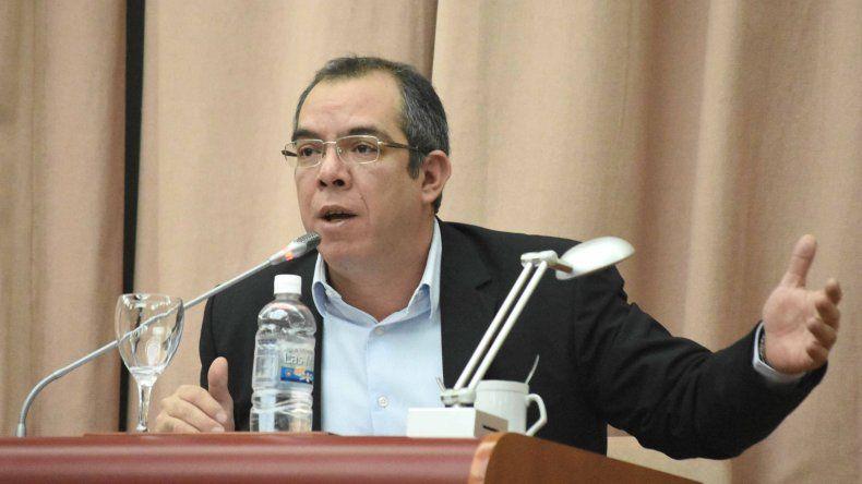 El diputado José Grazzini fue quien impulsó la iniciativa.