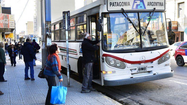 El Concejo autorizó una ampliación presupuestaria para el transporte