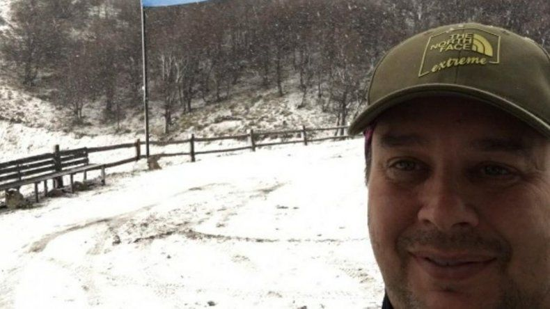 El médico que filtró las fotos de Santiago Maldonado amenazó a periodistas