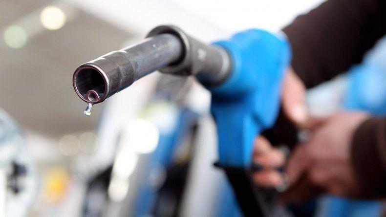 Este sábado aumentará otra vez el precio de los combustibles