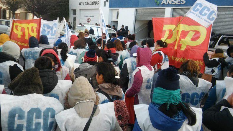 Fotos y videos: Martín Pérez/El Patagónico.