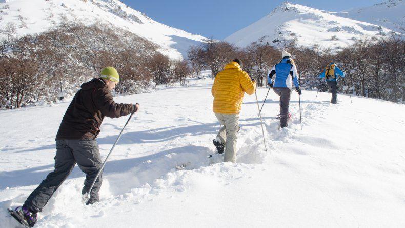 Esquel se viste de blanco: su propuesta de nieve se convirtió en una de las recomendadas